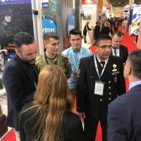 Deniz kuvvetleri Komutanlığı Anfibi Tugayı Personeli Standımızı Ziyaret Etti ....